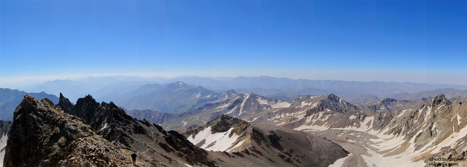 Hiking on Iran's 3 Mountains Tour ( Alam_Kuh Mount, Damavand Mount, Sabalan Mount)