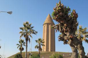میانکاله به ترکمن صحرا